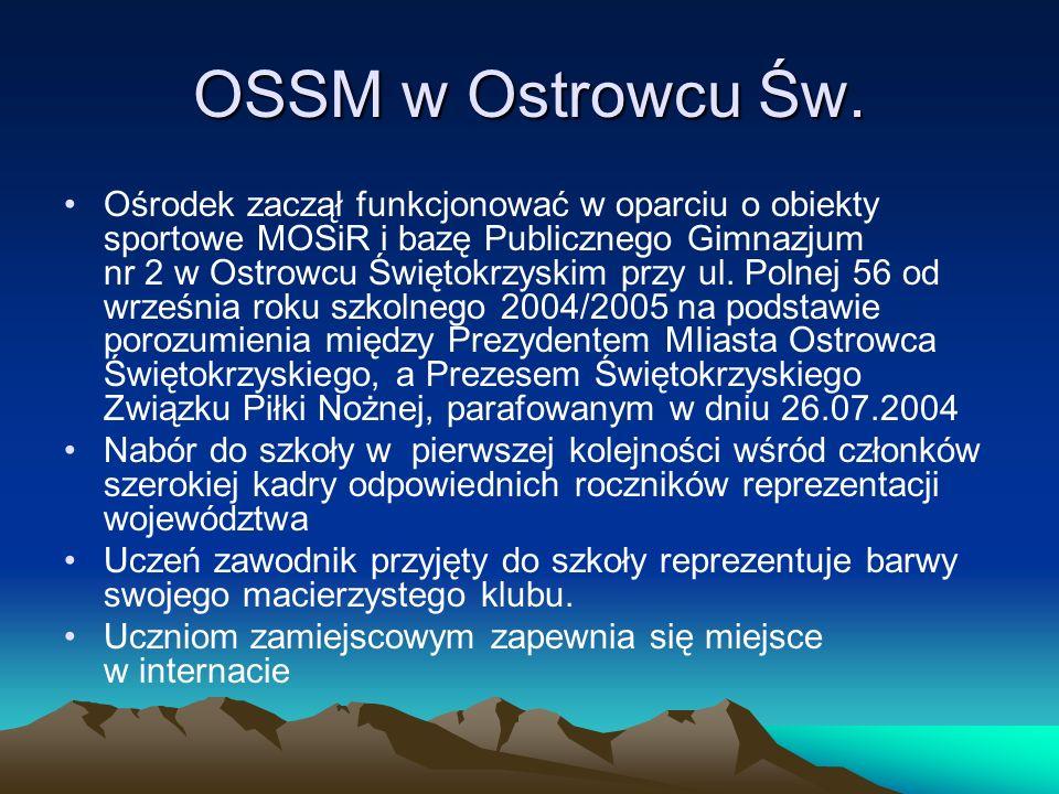 OSSM w Ostrowcu Św.