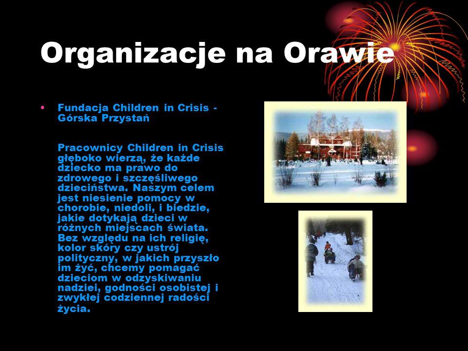 Organizacje na Orawie