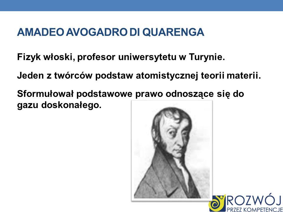 Amadeo Avogadro di Quarenga