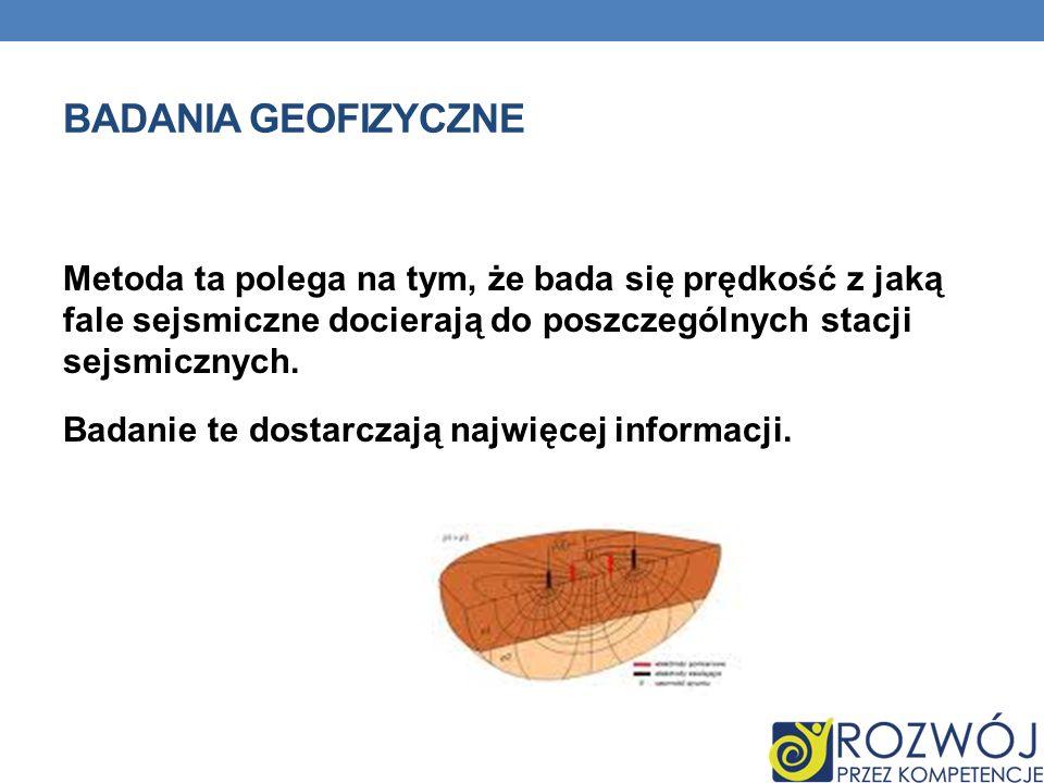 Badania geofizyczne