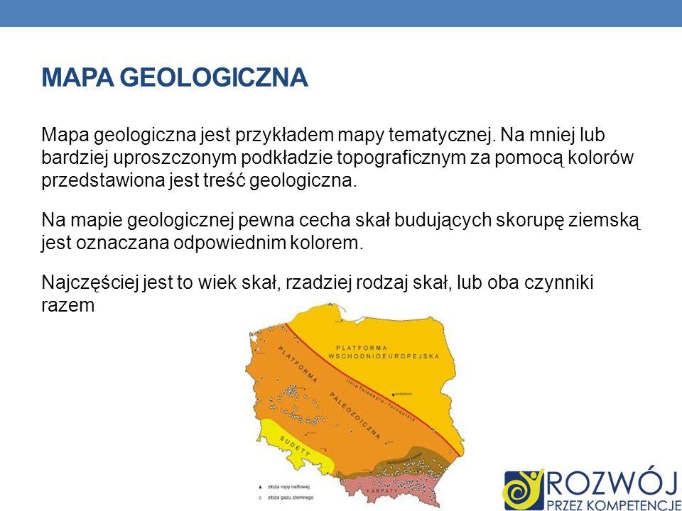 Mapa geologiczna