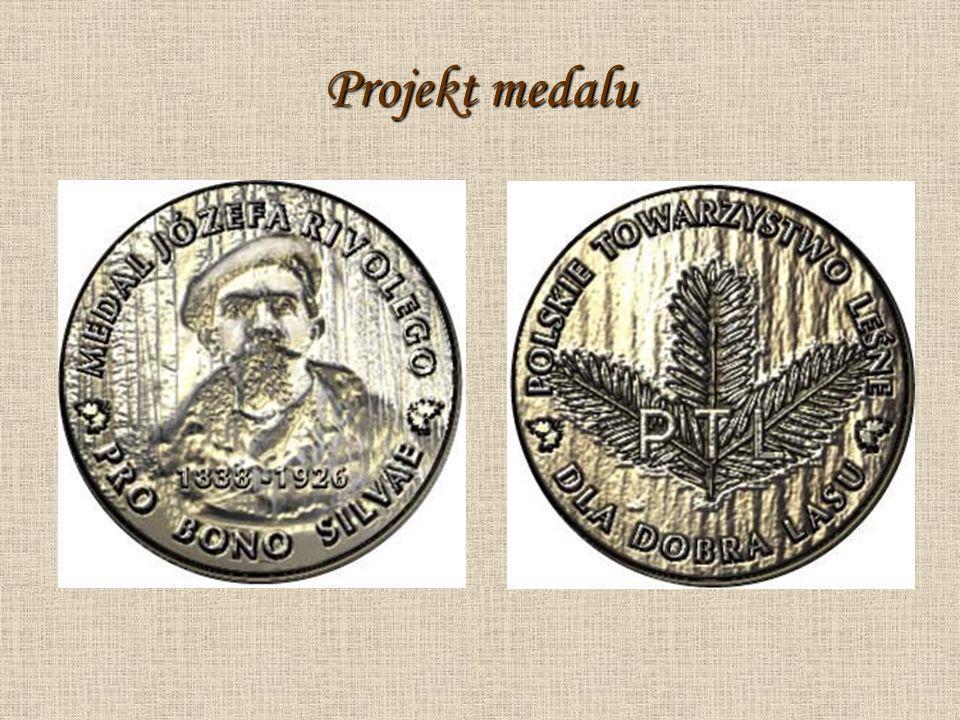 Projekt medalu