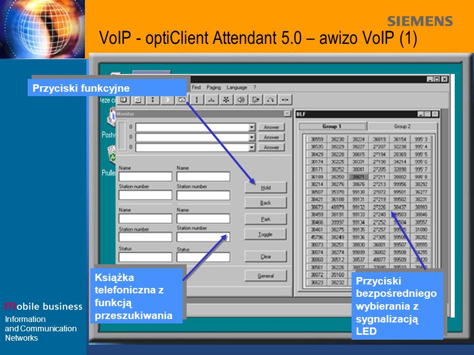 VoIP - optiClient Attendant 5.0 – awizo VoIP (1)