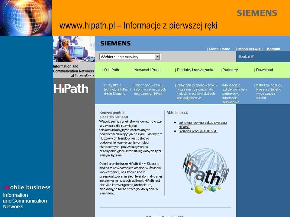 wwww.hipath.pl – Informacje z pierwszej ręki