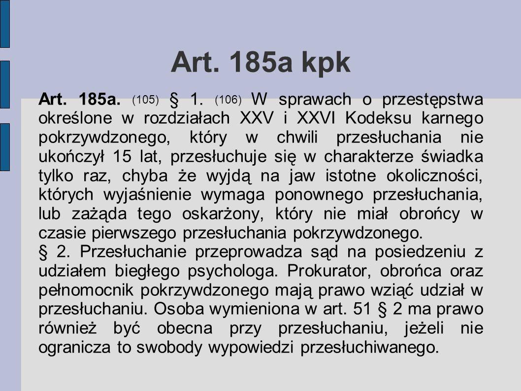 Art. 185a kpk