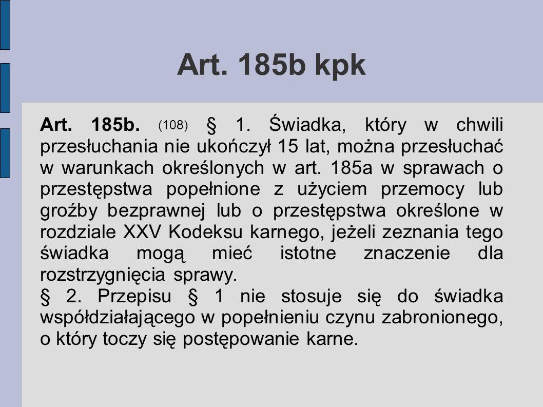 Art. 185b kpk