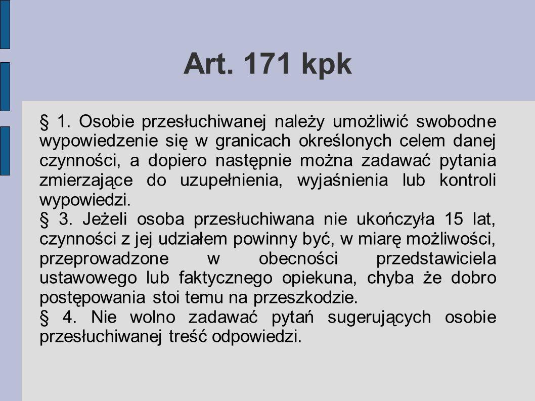Art. 171 kpk