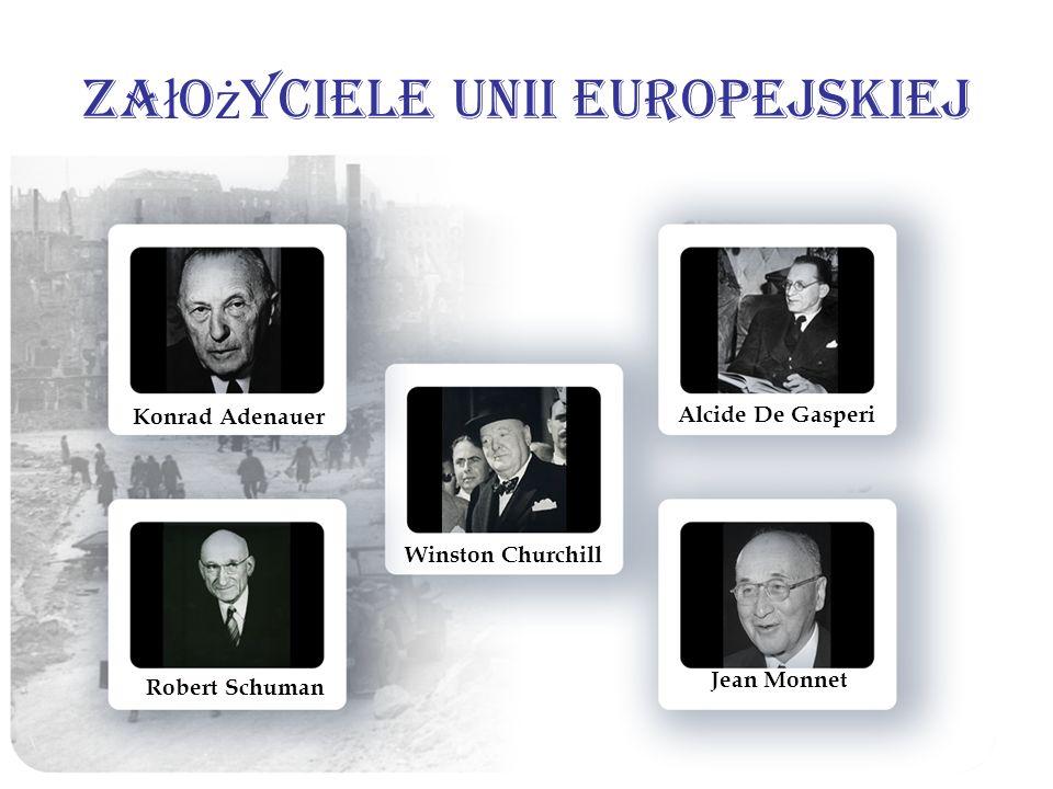 Założyciele Unii Europejskiej