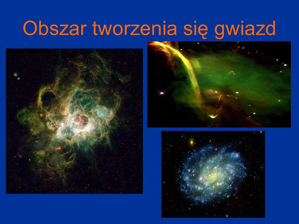 Obszar tworzenia się gwiazd
