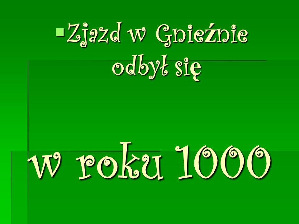 Zjazd w Gnieźnie odbył się