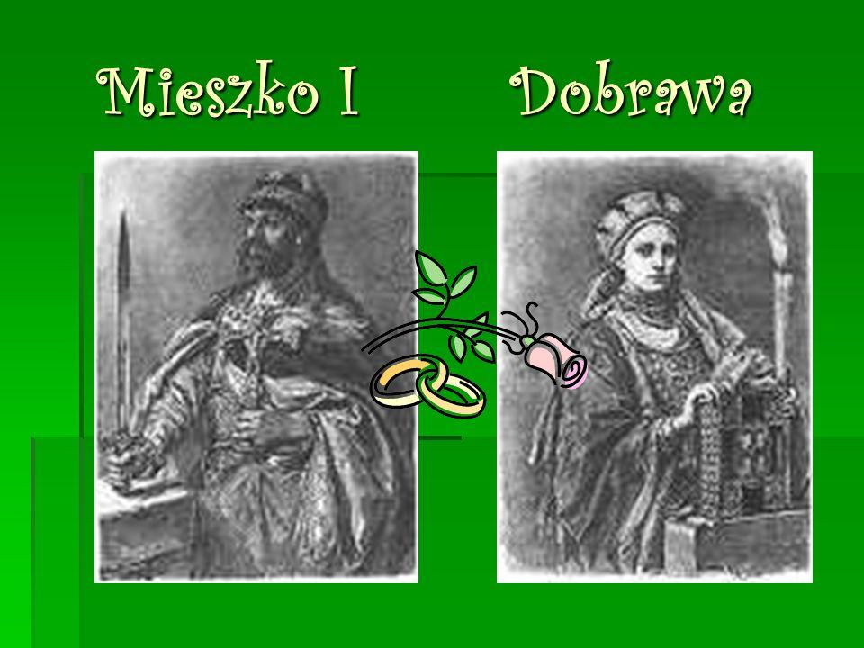 Mieszko I Dobrawa