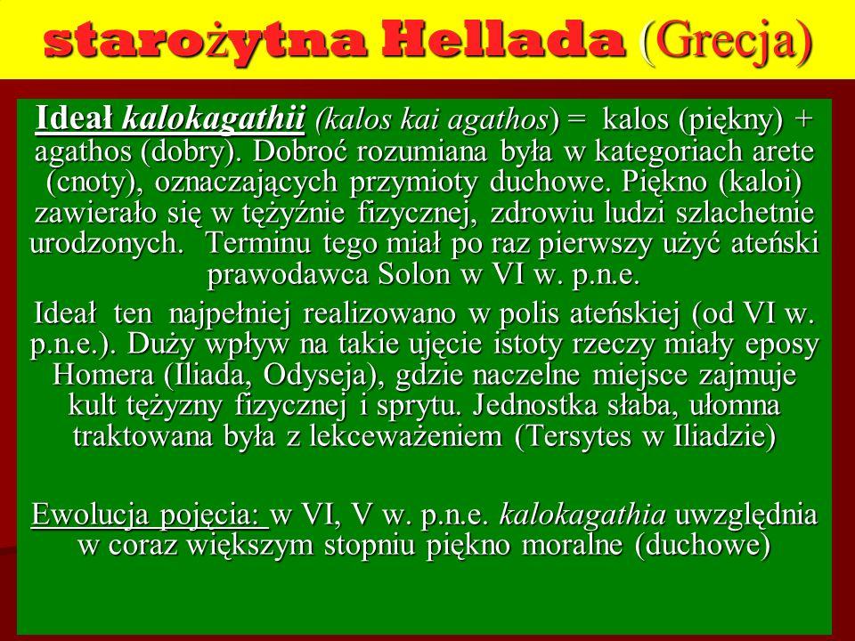 starożytna Hellada (Grecja)