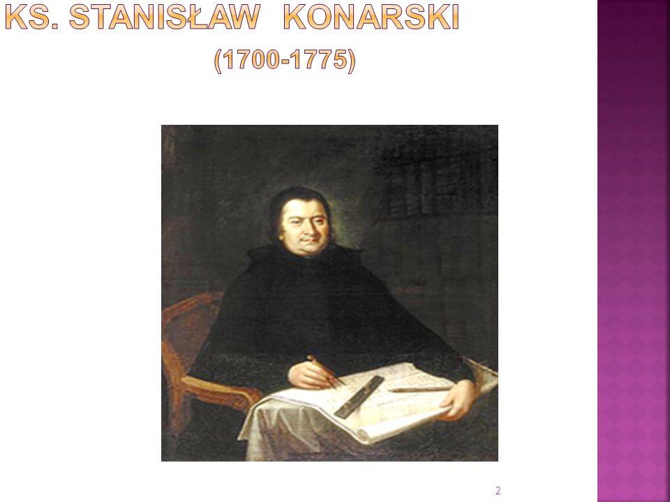 Ks. Stanisław Konarski (1700-1775)