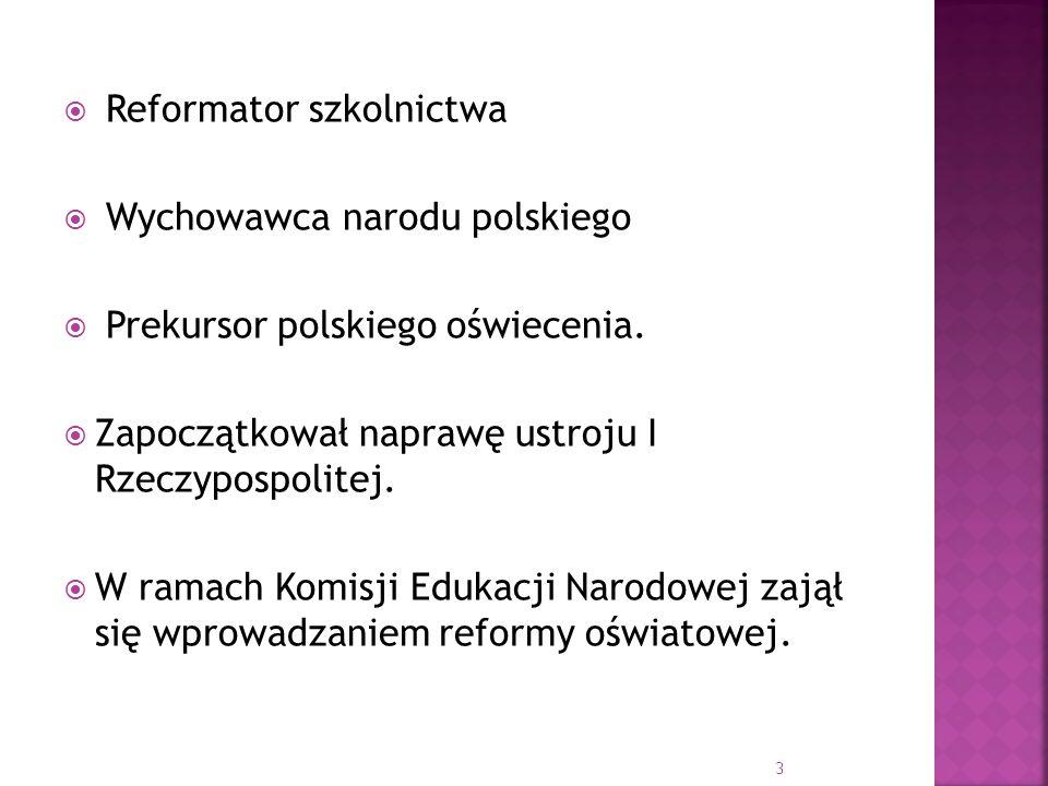 Reformator szkolnictwa