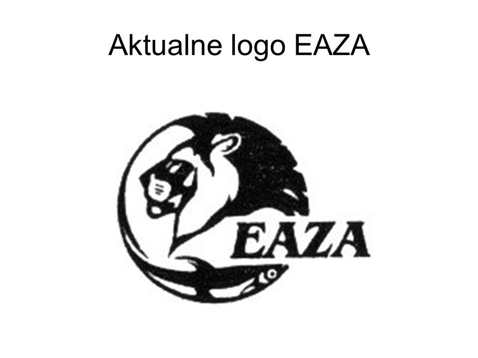 Aktualne logo EAZA