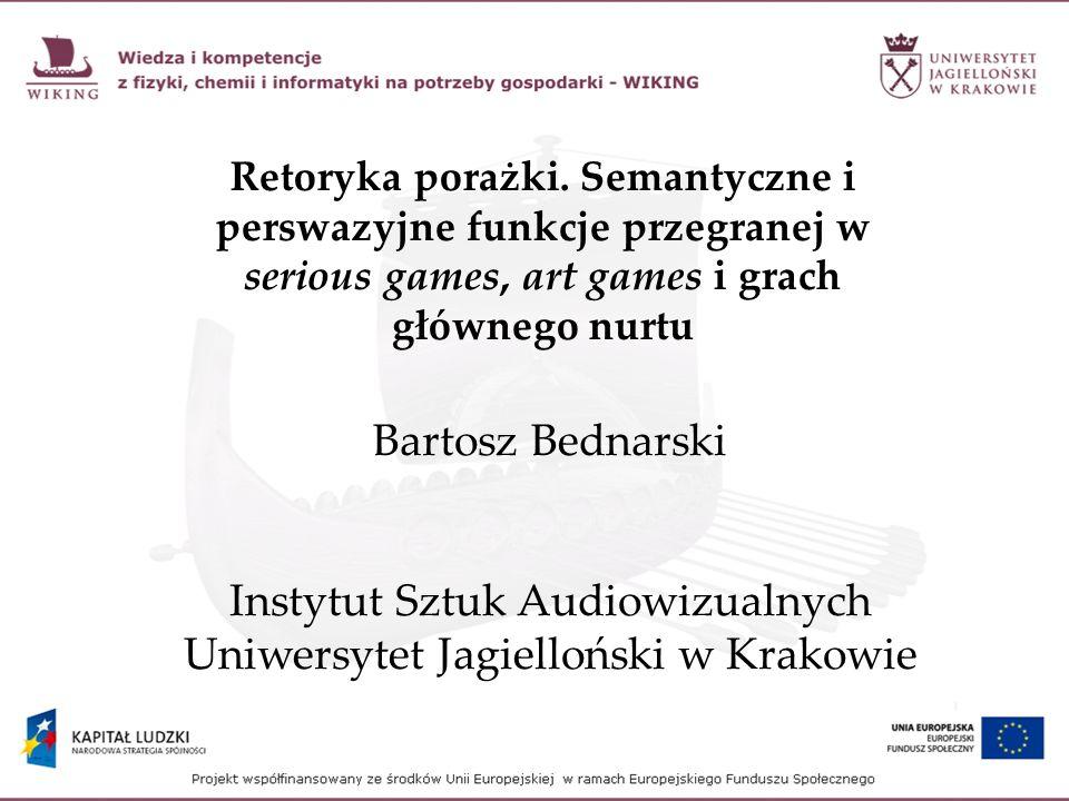 Instytut Sztuk Audiowizualnych Uniwersytet Jagielloński w Krakowie