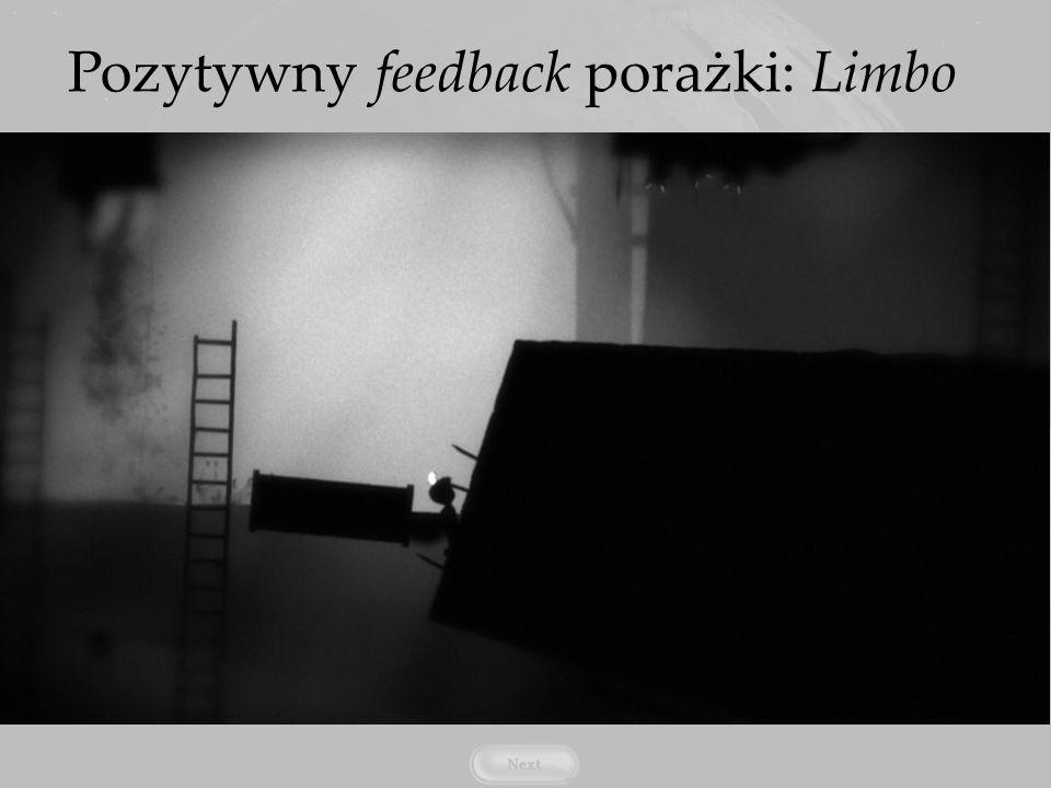 Pozytywny feedback porażki: Limbo