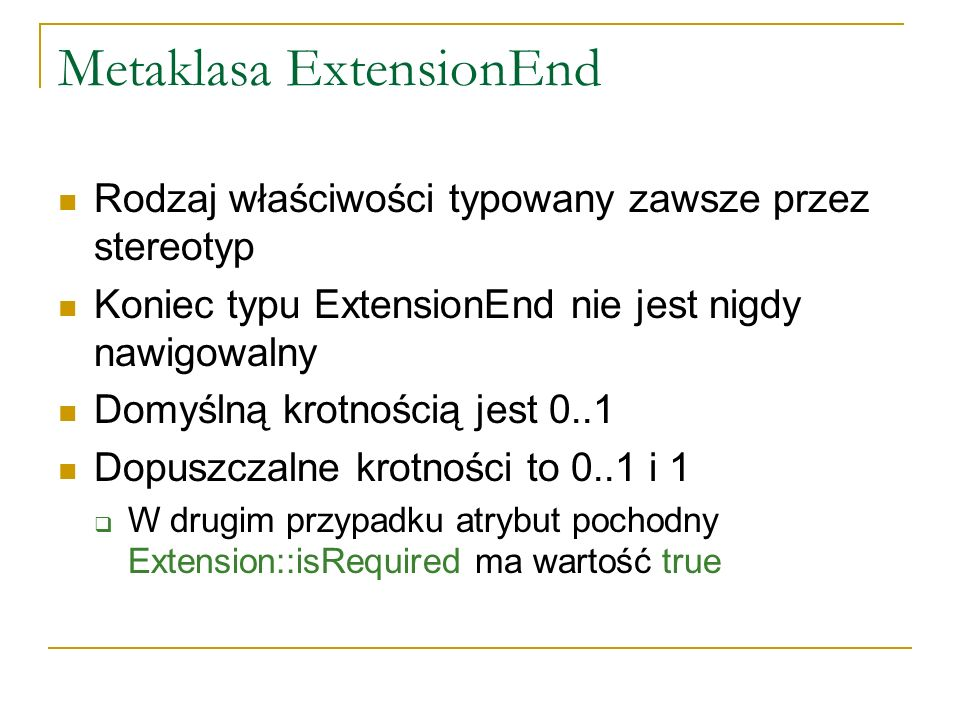 Metaklasa ExtensionEnd