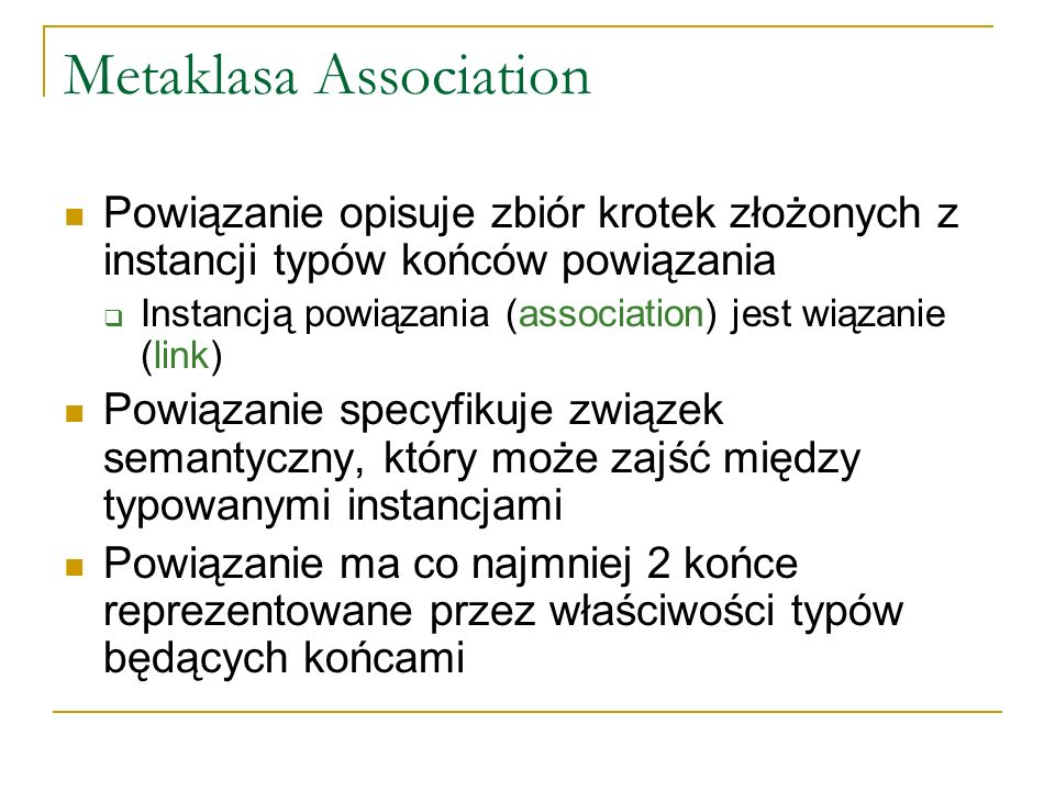 Metaklasa Association