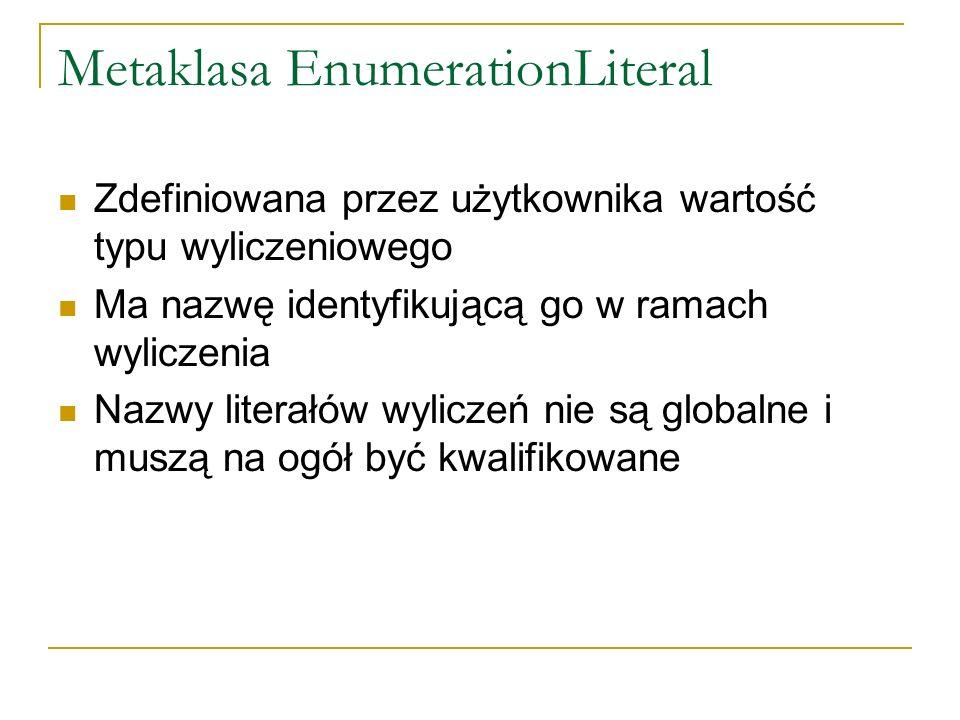 Metaklasa EnumerationLiteral