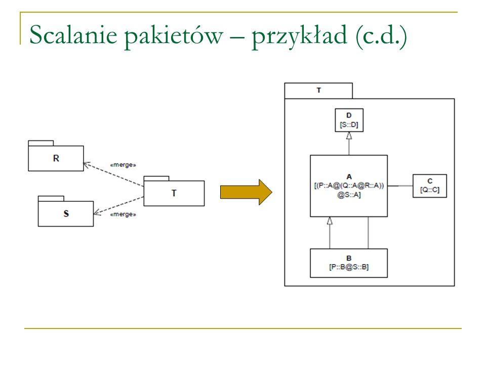 Scalanie pakietów – przykład (c.d.)
