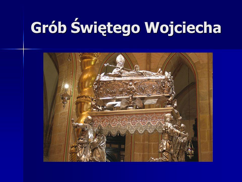 Grób Świętego Wojciecha