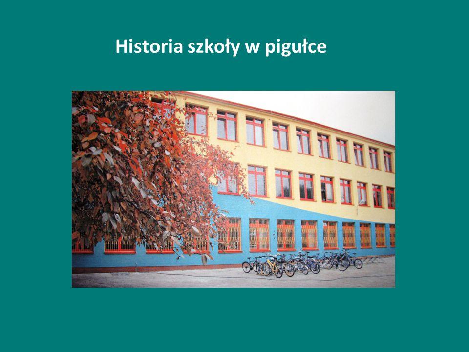 Historia szkoły w pigułce
