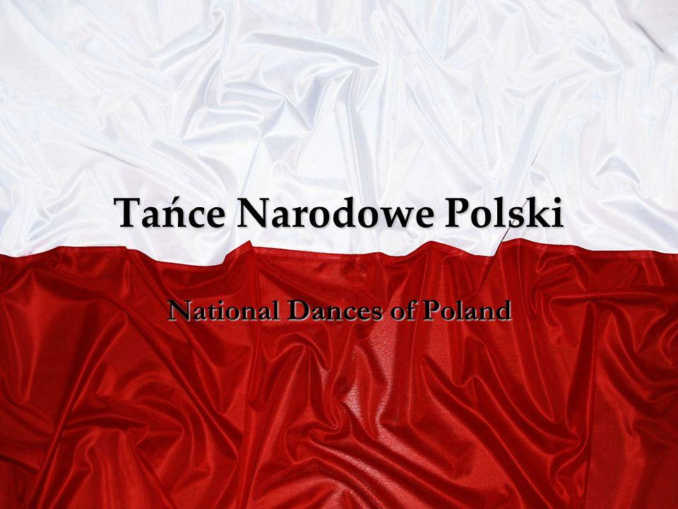 National Dances of Poland