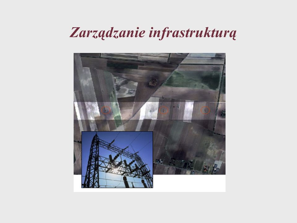 Zarządzanie infrastrukturą