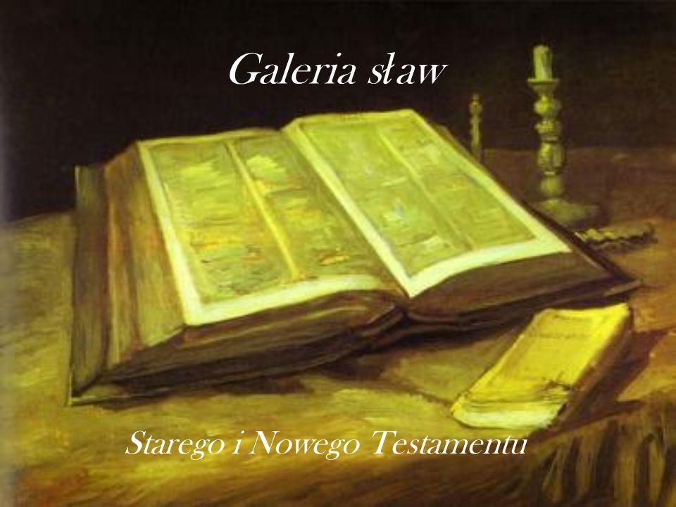 Starego i Nowego Testamentu