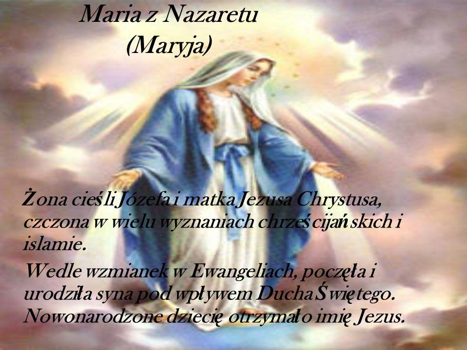 Maria z Nazaretu (Maryja)