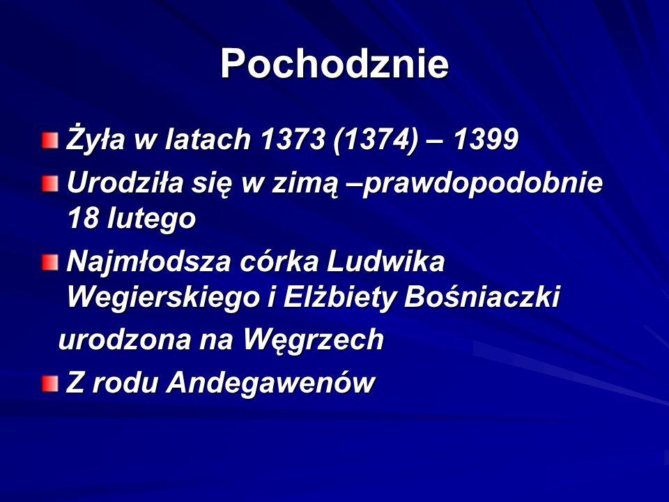 Pochodznie Żyła w latach 1373 (1374) – 1399