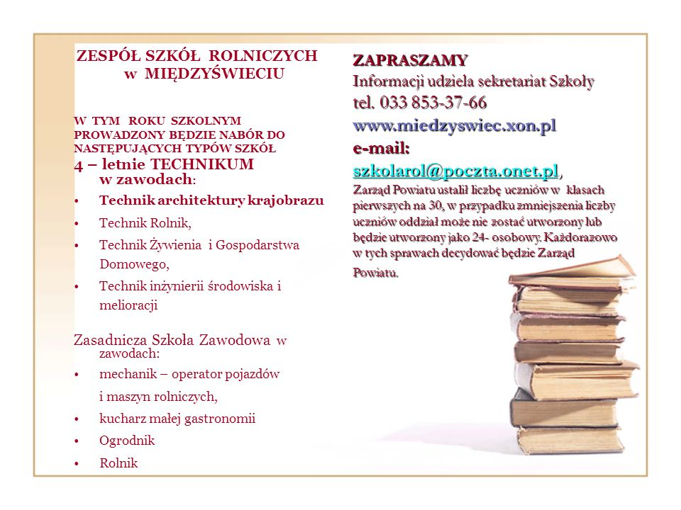 e-mail: szkolarol@poczta.onet.pl,
