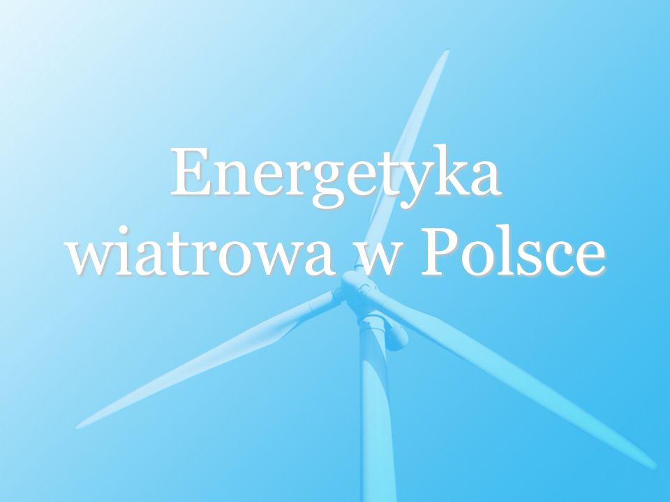 Energetyka wiatrowa w Polsce
