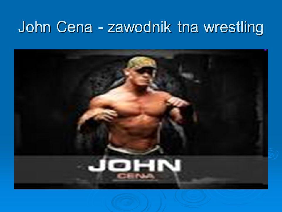 John Cena - zawodnik tna wrestling