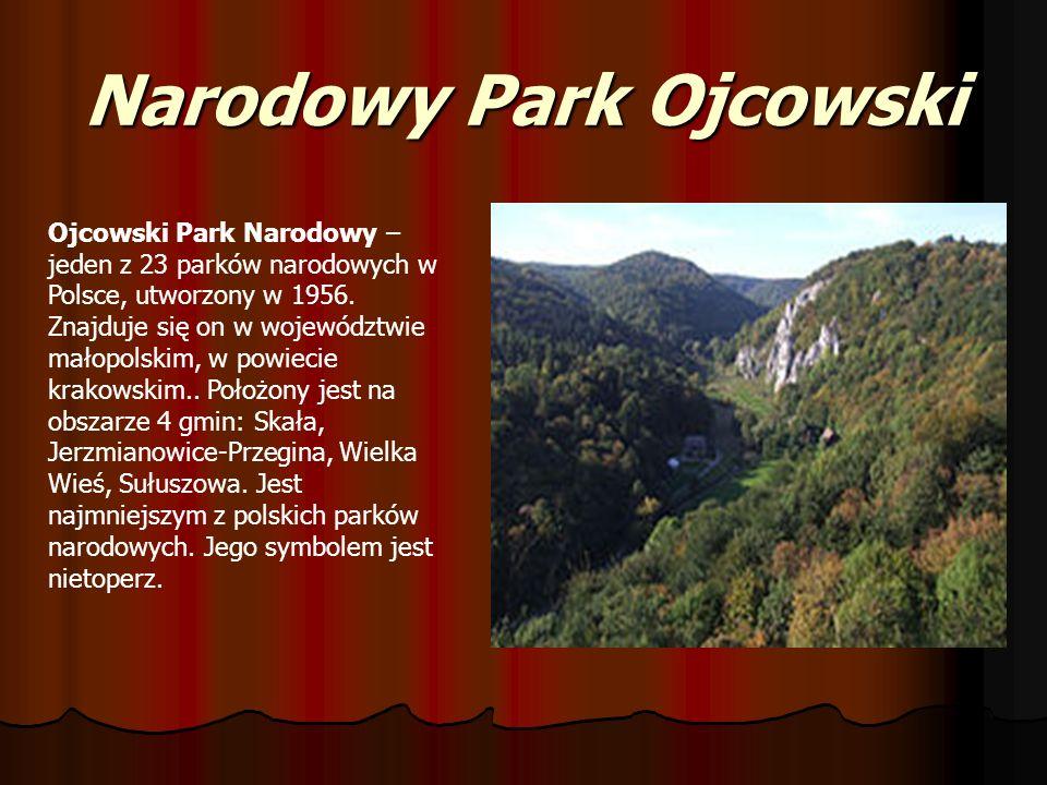 Narodowy Park Ojcowski
