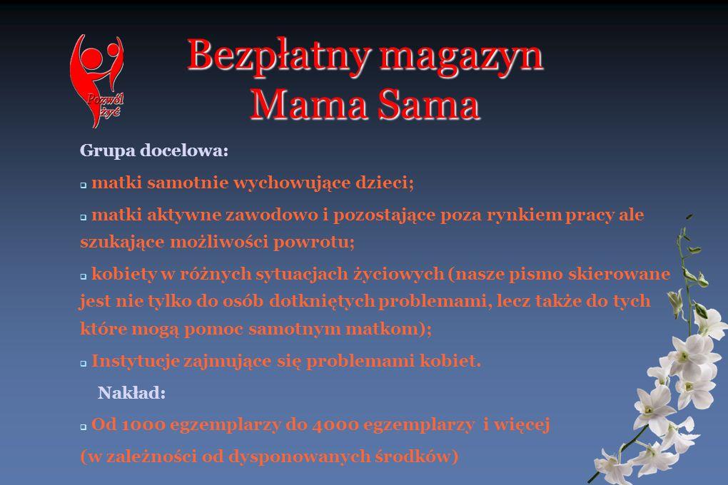 Bezpłatny magazyn Mama Sama