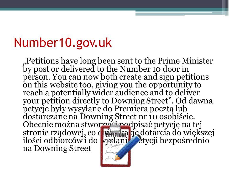 Number10.gov.uk