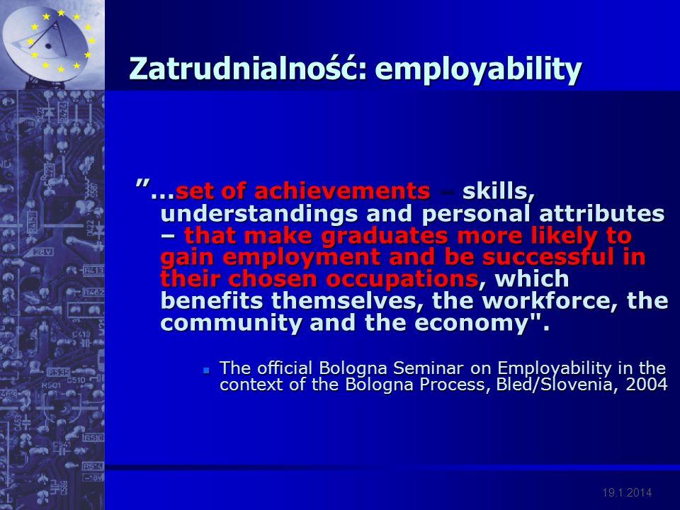 Zatrudnialność: employability