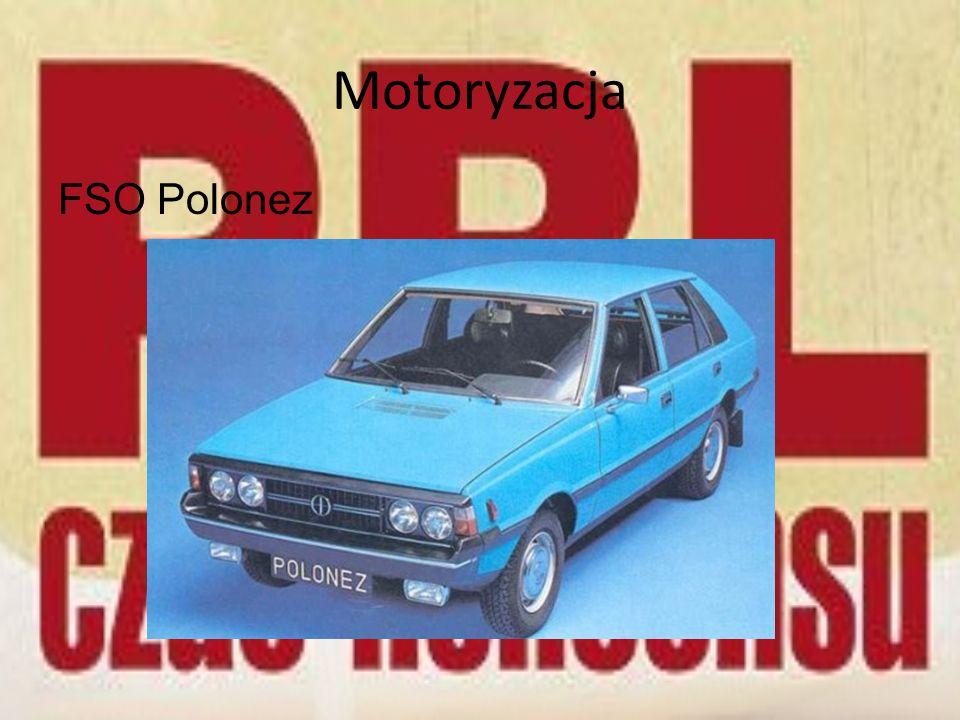 Motoryzacja FSO Polonez