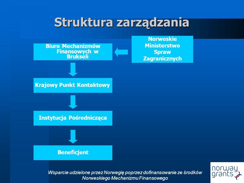 Struktura zarządzania