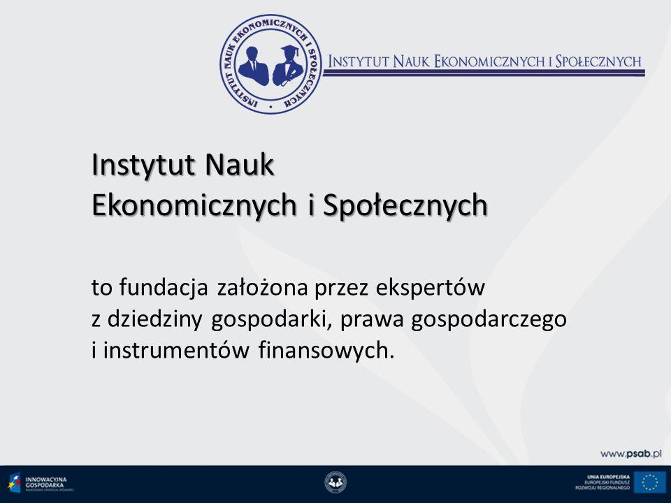 Instytut Nauk Ekonomicznych i Społecznych
