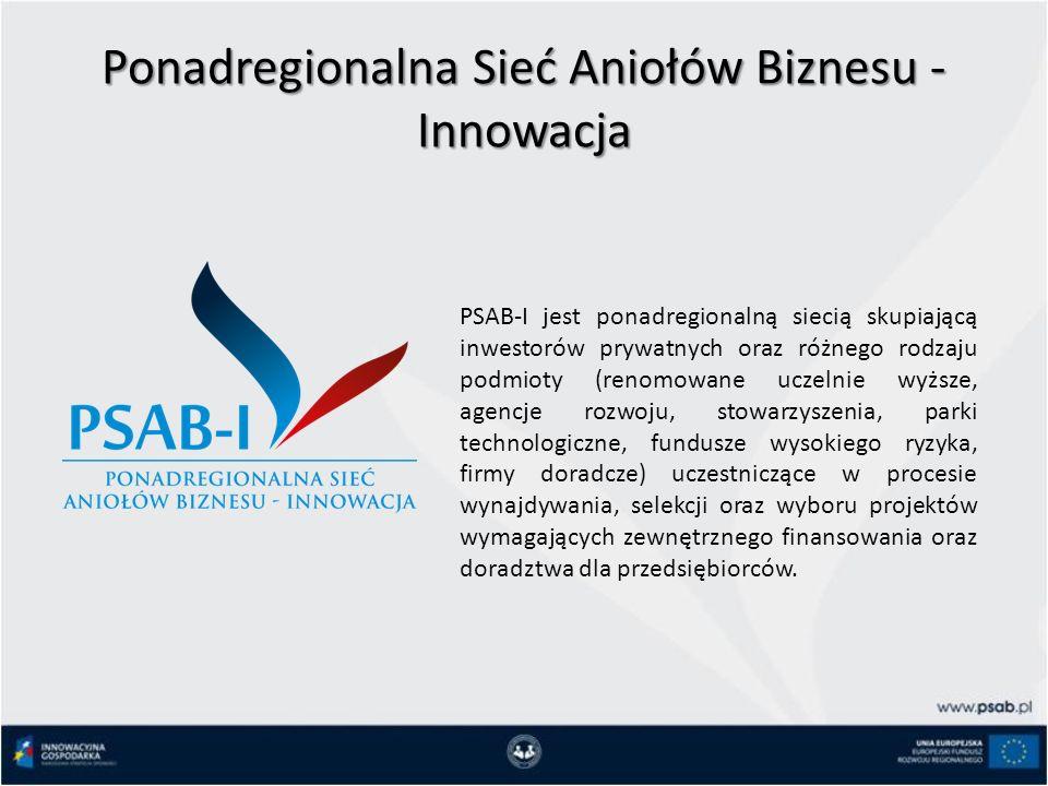 Ponadregionalna Sieć Aniołów Biznesu - Innowacja