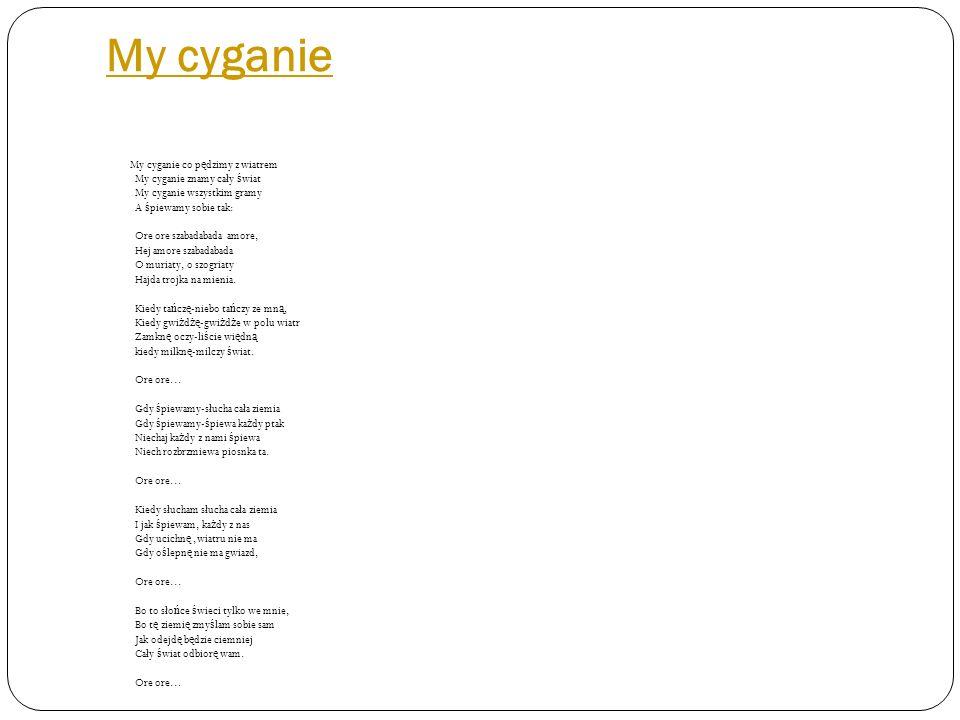 My cyganie