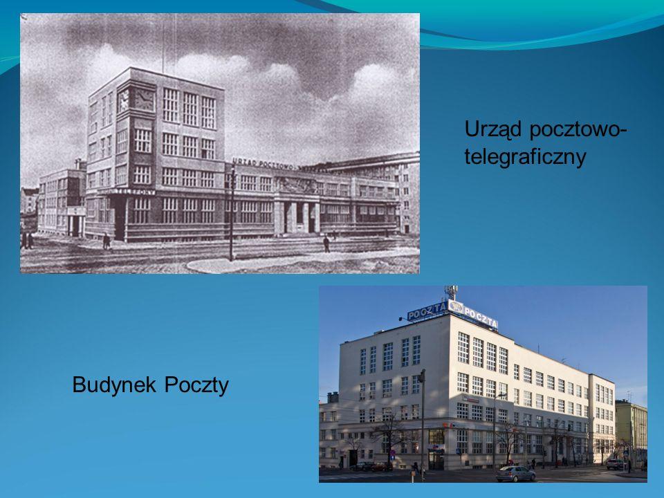 Urząd pocztowo-telegraficzny