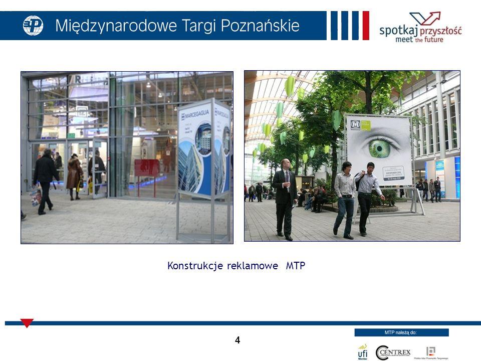 Konstrukcje reklamowe MTP