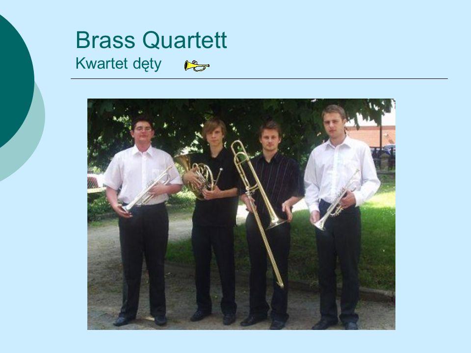 Brass Quartett Kwartet dęty