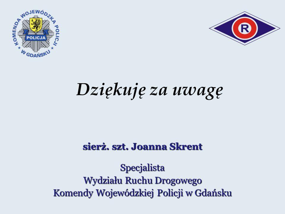 sierż. szt. Joanna Skrent