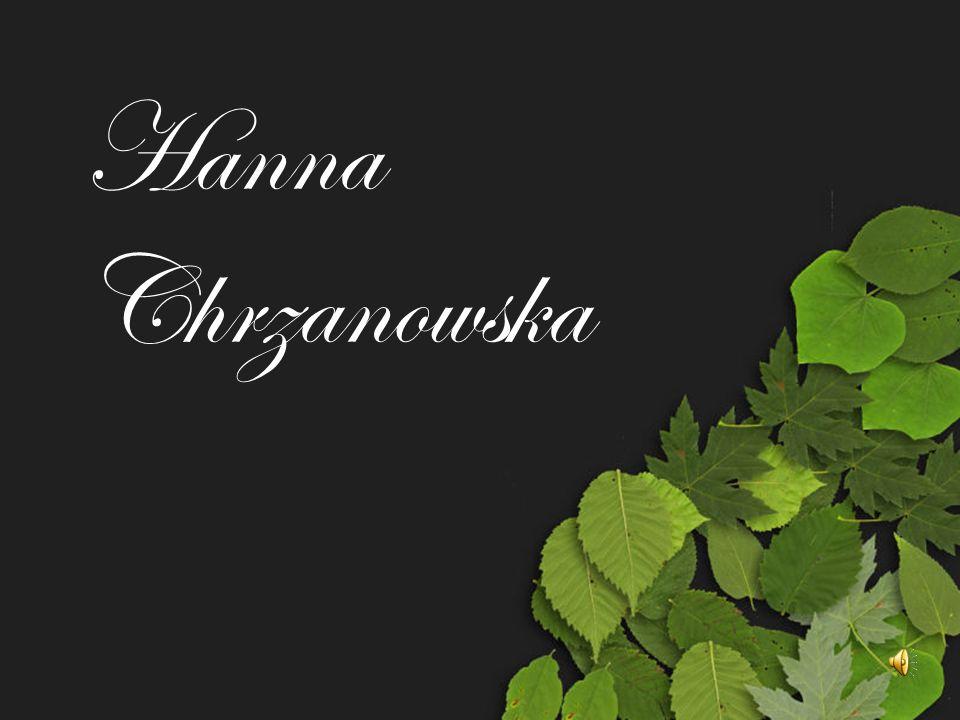 Hanna Chrzanowska 1