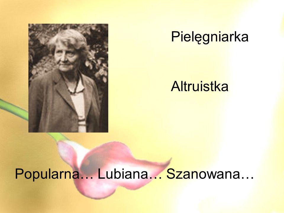 Popularna… Lubiana… Szanowana…